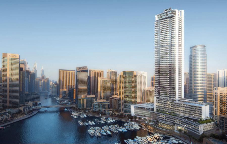 Vida Hotels & Residences, Marina